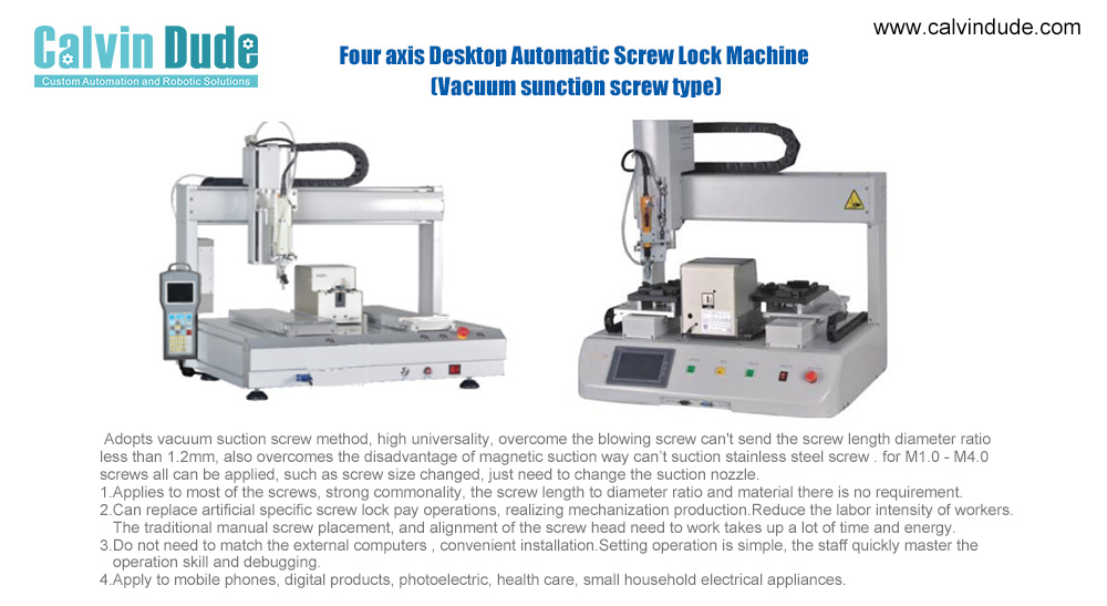 Important questions you have to ask yourself before picking an automatic screw dispenser manufacturer