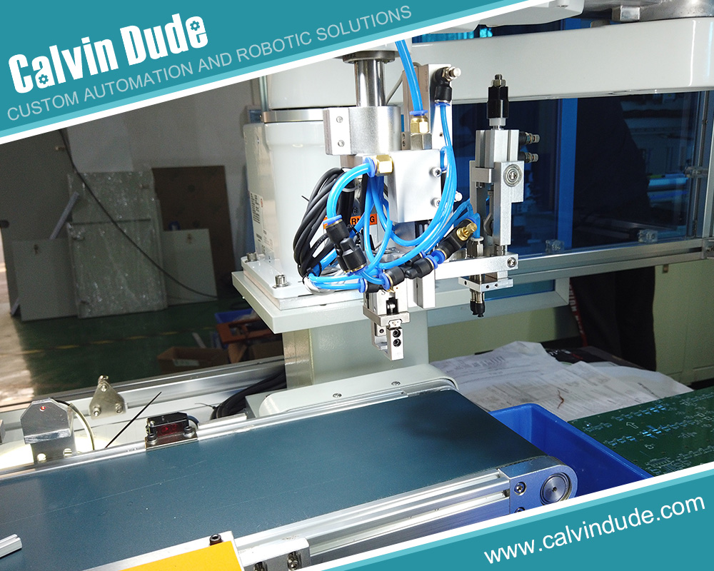 Automatic Screw Fastening Machine Manufacturer In China (8)