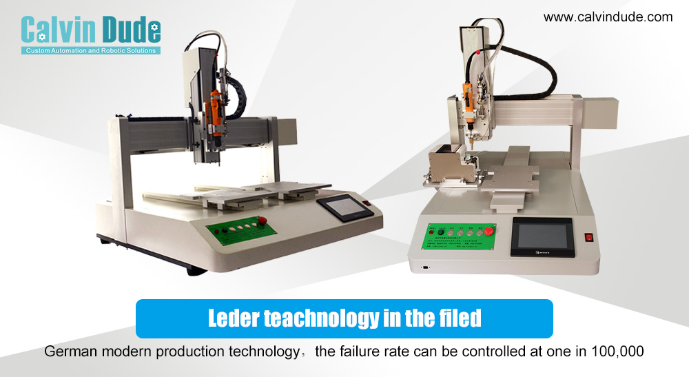 How has the automatic screw driving machine Industry changed?