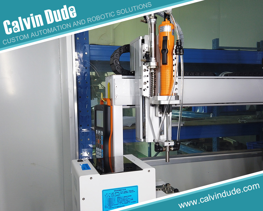 Automatic Screw Fastening Machine Manufacturer In China (3)