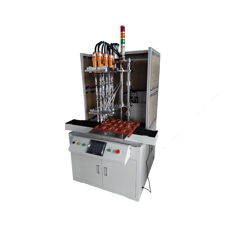 Desktop Adsorption Type 4-Axis Single Head Double Y Automatic Screw Locking Machine